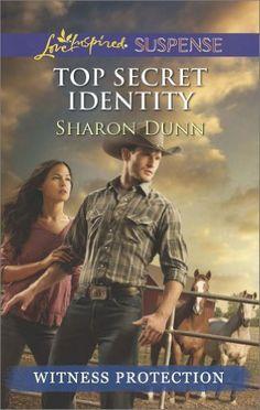 Top Secret Identity (Witness Protection Book 4) by Sharon Dunn, http://www.amazon.com/dp/B00FTQI0LQ/ref=cm_sw_r_pi_dp_AVSVub1KGHGQK