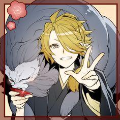 埋め込み画像 Boys Anime, Manga Boy, Touken Ranbu, Anime Style, Me Me Me Anime, Anime Love, Mutsunokami Yoshiyuki, Character Creation, Boy Art