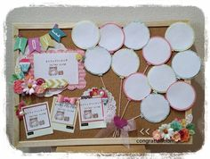 Making A Bridal Shower Scrapbook – Scrapbooking Fun! Love Scrapbook, Scrapbook Supplies, Scrapbooking 101, Fairwell Gifts, Paper Gifts, Birthday Presents, Birthday Cards, Happy Birthday, Creative Crafts