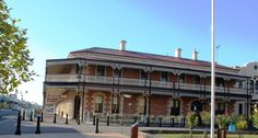 SA - Mt Gambier - Mt Gambier Hotel Awsome food when we went there