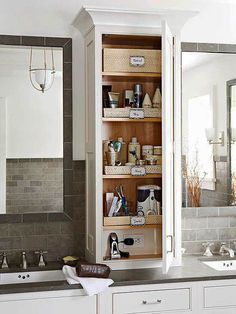 Stylish Ways to Decorate bathroom storage cabinet dimensions just on smarthomefi.com