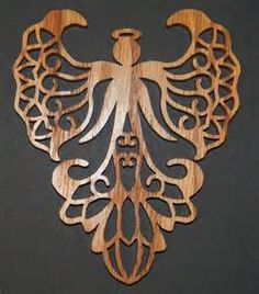 Scroll Saw patters for angel for the tree - Bing images