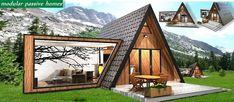FOR SALE / Te koop: MOD op MAAT - modulaire woning - Real Estate Slovenia - Mountain MOD - www.slovenievastgoed.nl