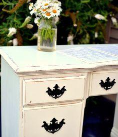 Thrifty Decorating: Desk Makeover....
