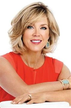 Image result for deborah norville hairstyles