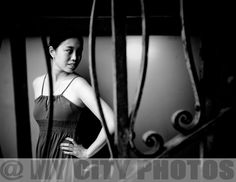 Regina in Gastown - VancouverPhotographer Family Photographer, Backless, Bodycon Dress, Portrait, Fashion, Moda, La Mode, Men Portrait, Portrait Illustration