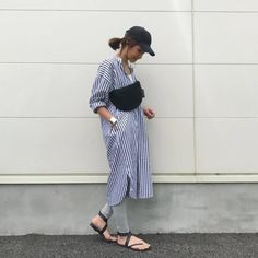 Modest Fashion, Love Fashion, Korean Fashion, Fashion Looks, Womens Fashion, Chic Outfits, Fashion Outfits, Fashion Trends, Japanese Minimalist Fashion