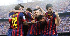 The 20 best football clubs of 2014 - http://www.therichest.com/sports/soccer-sports/ranking-the-20-best-football-clubs-in-the-world/