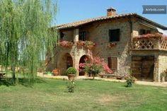 Casa nella campagna toscana в Montecchio