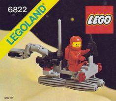 6822-1: Space Digger   Brickset: LEGO set guide and database