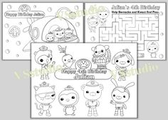 Hey, I found this really awesome Etsy listing at https://www.etsy.com/listing/221636309/octonauts-birthday-party-printable-favor