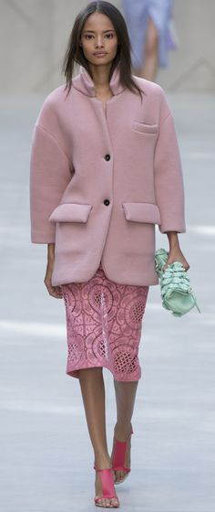 Burberry Prorsum Ready-To-Wear Spring Summer 2014
