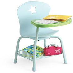 American girl desk set