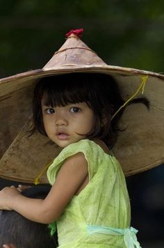 Girl from Myanmar