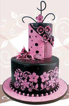 ¡Un toque de creatividad! www.newcake.net #newcakeboutique #weddingcake #cakeart #marcoantoniolopez #cursoscakes