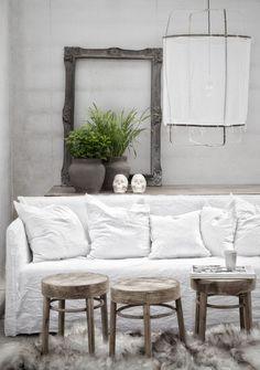 Inspiration in White: NaturalHome - lookslikewhite Blog - lookslikewhite