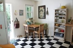 Anya's Retro Flair — Small Cool Contest | Apartment Therapy