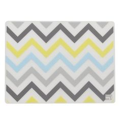 Bluebird Chevron Silicone Placemat Placemat, Blue Bird, Furniture Ideas, Chevron, Curtains, Shower, Prints, Rain Shower Heads, Draping