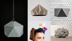 Creación de lámparas de Origami con papel. Un curso de Estela Moreno, Figurinista y escenógrafo. Creadora de lámparas de origami.