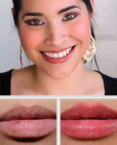 Revlon Pink Truffle Colorburst Lip Butter Review & Swatches