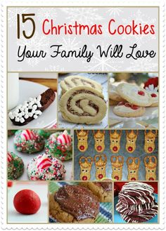 If you're looking for some cookie recipes to add to your holiday baking, you'll…