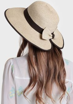 Backyard Barbeque Bow Hat