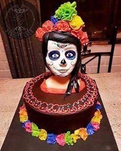 Torta catrina