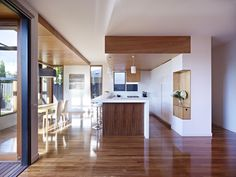Clifton Hill House by Nic Owen Architects