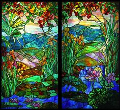 At Century Studios, we continue the tradition of creating exceptional stained glass windows as one-of-a-kind art pieces. Stained Glass Paint, Tiffany Stained Glass, Tiffany Glass, Stained Glass Designs, Stained Glass Patterns, Stained Glass Windows, Leaded Glass, Mosaic Wall Art, Glass Wall Art