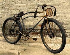 Vintage Rat Rod Cruiser