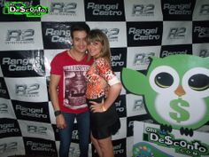 Rangel Castro em #FormosaGO veja todas as fotos da festa em www.olhaquedesconto.com