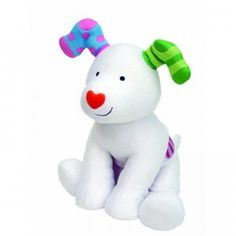 The Snowman and The Snowdog Plush Snowdog