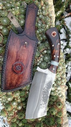 Cool Knives, Knives And Tools, Knives And Swords, Trench Knife, Opinel, Cleaver Knife, Knife Patterns, Forged Knife, Best Pocket Knife