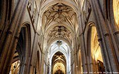 Viajar con el Arte: La catedral de Palencia