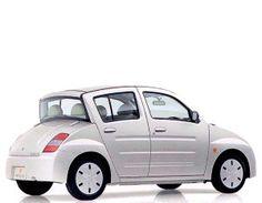 The Wili - Toyota Will VI (mine's blue)