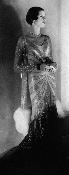 1930 Vogue UK by dovima_is_devine_II, via Flickr