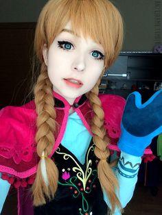 Anzu(anzujaamu) Anna Cosplay Photo - Cure WorldCosplay