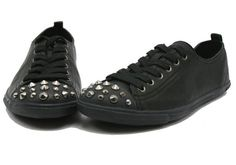 Prada Studded Sneakers