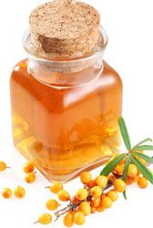 Apply a drop of sea buckthorn seed oil on blemishes to speed up healing .... and other great expert beauty tricks!