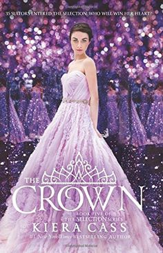 The Crown (The Selection) by Kiera Cass http://www.amazon.com/dp/0062392174/ref=cm_sw_r_pi_dp_Lz1rxb0P566AS