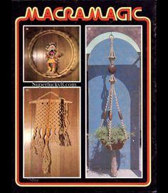 Vintage Macramagic in PDF instant download por Superlucky8com