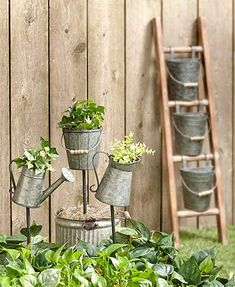 Grow flowers and plants anywhere or tend your garden with our unique garden planters, raised garden beds and gardening tools. Galvanized Planters, Garden Planters, Galvanized Metal, Cheap Planters, Galvanized Decor, Rustic Planters, Tall Planters, Modern Planters, Succulent Planters