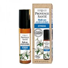 Roll-on Stress Bio Provence Santé