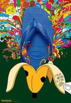 'havaianas' ad campaign directed by marcello serpa #designindaba 2014