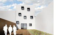 Casa T - Barcelona | 08023 Arquitectos - Barcelona | #Arquitectos #Casas