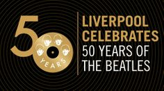 Ringo Starr made his first appearance as the Beatles official drummer at Hulme Hall in the village of Port Sunlight, Wirral. On that night the Fab Four were born. Anniversary Logo, The Fab Four, Ringo Starr, 50th Birthday, The Beatles, Liverpool, Celebrities, August 2014, Sunlight