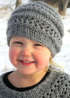 Looking for your next project? You're going to love Little Miss Kira's Hat by designer KnotEnufKnit. - via @Craftsy