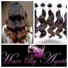 tissages cheveux ondulés