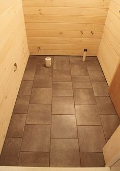30 Amazing Basement Bathroom Ideas for Small Space & Groutable vinyl tile slate floor. Update a standard sized bathroom ...