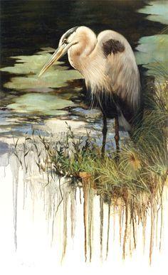 Gary Jenkins Artist | Gary Jenkins | Art Gallery | Beauty of Oil Painting | PBS